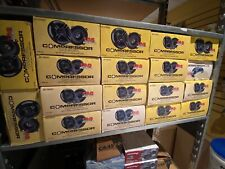 New listing Coustic Car Audio speakers Lot 18pairs