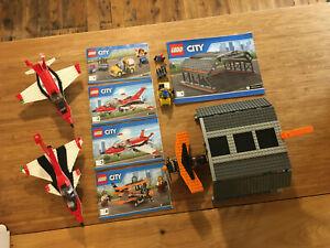 Lego City Town Set 60103 Airport Air Show (2016).