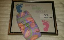 Honest Diapers BaBy Or DoLL Diapers REBORN DOLL SUPPLIES magnets monkey see pic