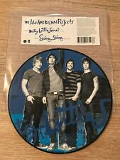 "The All-American Rejects 7"" Vinyl Pic Disc Brand New Unplayed"
