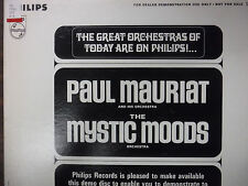Paul Mauriat and His Orchestra The Mystic Moods PROMO 33RPM 020416 TLJ