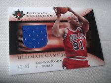 DENNIS RODMAN 05/06 Ultimate Collection JERSEY #UJ-DR lim. 42/99