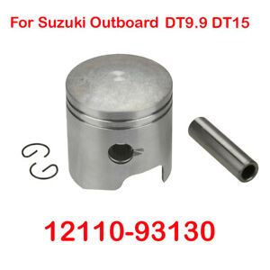 piston and Piston Std kit For Suzuki Outboard DT9.9 DT15 59mm STD 12110-93130