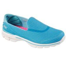 Skechers Synthetic Slip On Flats for Women