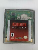 Resident Evil Gaiden - Nintendo Game Boy Color Capcom USA Gameboy Colour GBC