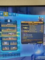 Molten Swift Damned Borderlands 3 Very Rare Legendary 100% Anointed Xbox One