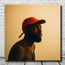 Brent Faiyaz Sonder Son 30 24x24 Art Rapper Cover Fabric Poster E791
