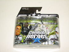 GI Joe Combat Heroes Action Figures Heavy Duty & Storm Shadow New MIP 2008