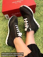 NIB $525 Salvatore Ferragamo Gils Sneakers Size 36