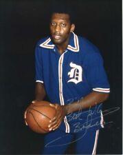 Detroit Pistons NBA Original Autographed Items