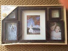 """NIP Wall Gallery Shadow Boxes 5 piece set 1 - 5""""x7"""", 2 - 4""""x6"""", 2- 3x3"""""""