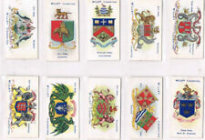 Individual/Type Cards Arms/Crests Collectable Will's Cigarette Cards