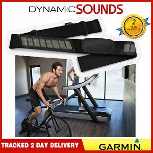 Garmin HRM-Dual Premium Heart Rate Monitor Soft Strap ANT+ Bluetooth 3 m Range