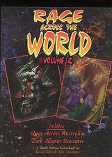 WEREWOLF THE APOCALYPSE: RAGE ACROSS THE WORLD, Vol 2. 1993. White Wolf.