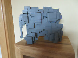 Eduardo Paolozzi Nairn Elephant- used condition repair to trunk.Limited edition.