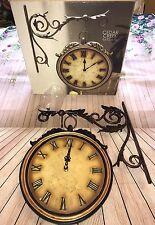 Cedar Creek Kirkland's Hanging Wall Clock Gift Collectible