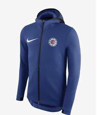 NEW Nike Los Angeles Clippers - Men's Blue Dri-Fit Jacket (XXXL)