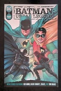 Batman Urban Legends #6 (2021) DC Comics Tim Drake Robin Controversial Sexuality
