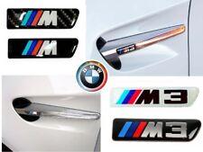 Coppia Emblema frecce Laterali M3 per Bmw E90 E92 E93 adesivi con logo BMW M