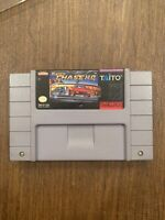 Super Nintendo Super Chase HQ (SNES) Game Cart Only tested Working & Authentic