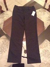 NWT Michael Kors Derby Crop Pant Heather Grey $99.50 Size 6