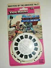 SEALED HE-MAN MASTERS OF THE UNIVERSE NO. 2 1985 VIEWMASTER REELS 1046 RARE G361