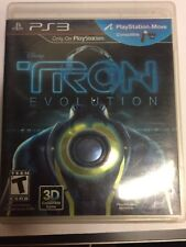 Tron Evolution PlayStation 3 Very Good Condition 🔥