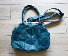 Damentasche STICKS AND STONES Marseille Leder Tasche patrol Shopper Vintage Look