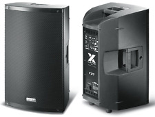 FBT X-LITE 15A 2000w Professional Lightweight Active PA Speaker System Pair