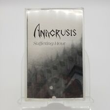 Anacrusis Suffering Hour Cassette Tape 1990 Metal Blade Records Complete CIB GUC