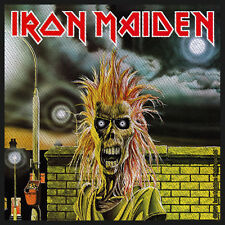 IRON MAIDEN - Aufnäher Patch - Iron Maiden 10x10cm