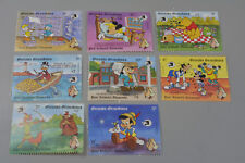 Disney Granada Postage Stamps Poor Richard's Almanacks