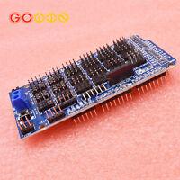 1pcs Mega Sensor Shield V1.0 V1 Arduino ATMEGA 2560 R3 1280 ATmega8U2 ATMEL AVR