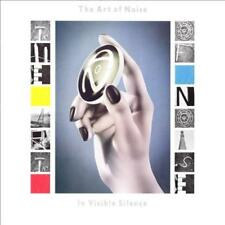 THE ART OF NOISE - IN VISIBLE SILENCE [DELUXE EDITION] [DIGIPAK] NEW CD