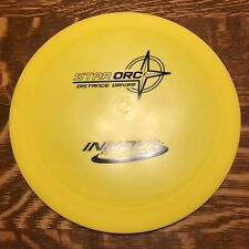 Rare Yellow Pfn Patent # Star Orc 169.4 g Innova Disc Golf Oop New