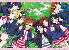 Love Live! School Idol Project Group Wall Scroll