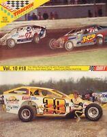 Dirt Trackin' Magazine Mike Romano & John Proctor Vol.10 No.18 1989 052118nonr