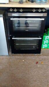 zanussi cooker zcv66060xe good condition