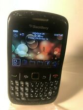 BlackBerry Curve 8520 - Black (Unlocked) Smartphone Mobile - with defect