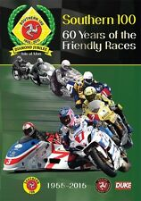 Southern 100 - 60 Years (1955 - 2015) Of The Friendly Races New DVD Road Racing
