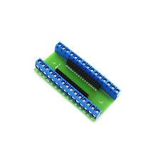 Nano Terminal Adapter for the Arduino Nano V3.0 AVR ATMEGA328P-AU Board AIP