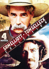 Sam Elliott/Tom Selleck Collection (DVD, 2013) Very Good And FREE SHIPPING