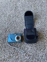 Kodak EasyShare C180 10.2MP Digital Camera - Blue - W Case