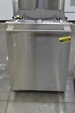 """Ge Monogram Zdt985Ssn0Ss 24"""" Stainless Fully Integrated Dishwasher Nob #115266"""