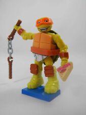 MEGA BLOKS Teenage Mutant Ninja Turtles PIZZA MIKEY Series 3 Michelangelo