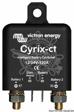 VICTRON Cyrix-ct Dual Battery Charger 180A Max Charge