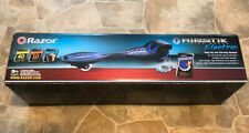 New - Razor RipStik Electric Caster Board with Power Core Technology - Blue