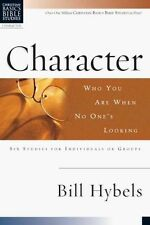 Very Good, Character: Who You Are When No One's Looking (Christian Basics Bible