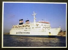 ms Rogalin . Polska Zegluga Baltycka . Polferries Ocean Liner Cruise Ship Vessel