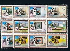 [314940] Belize 1986 2x good set of stamps very fine MNH Overprint